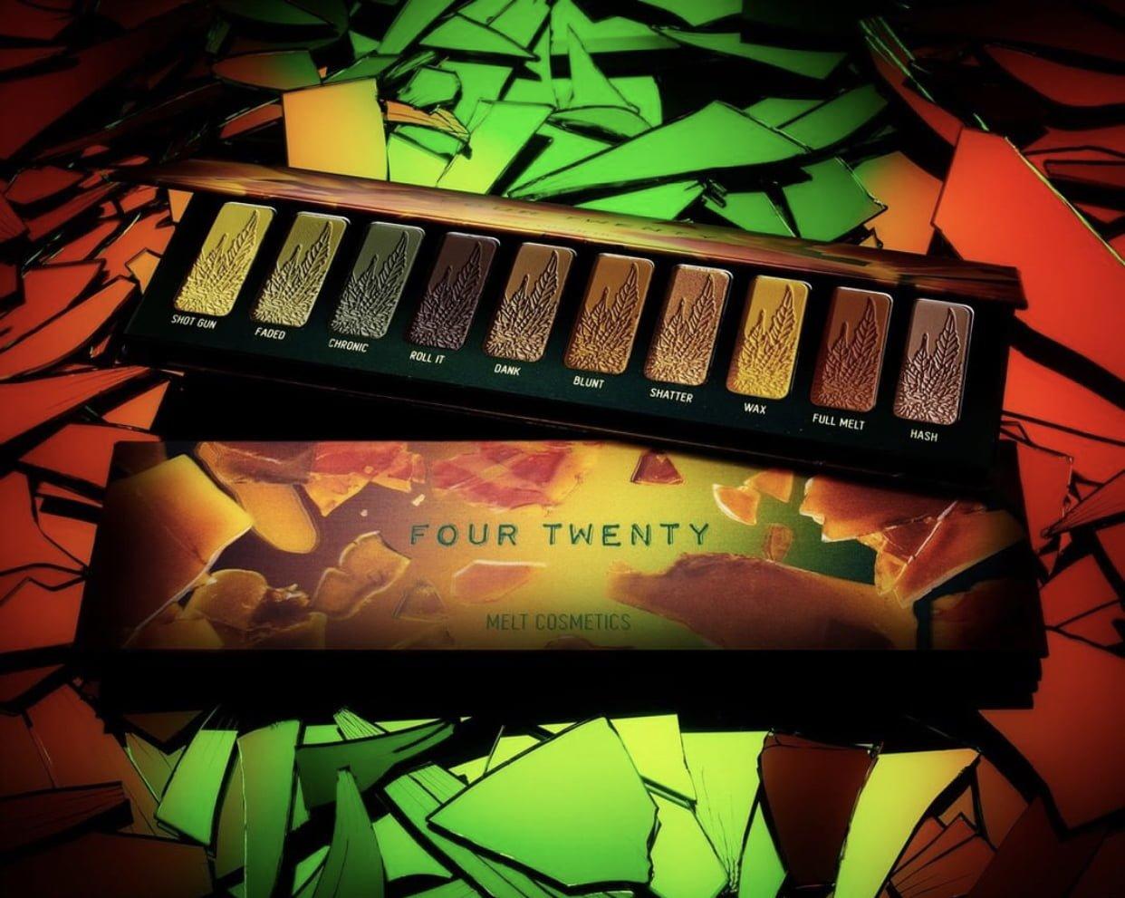 Melt Cosmetics Four Twenty Collection