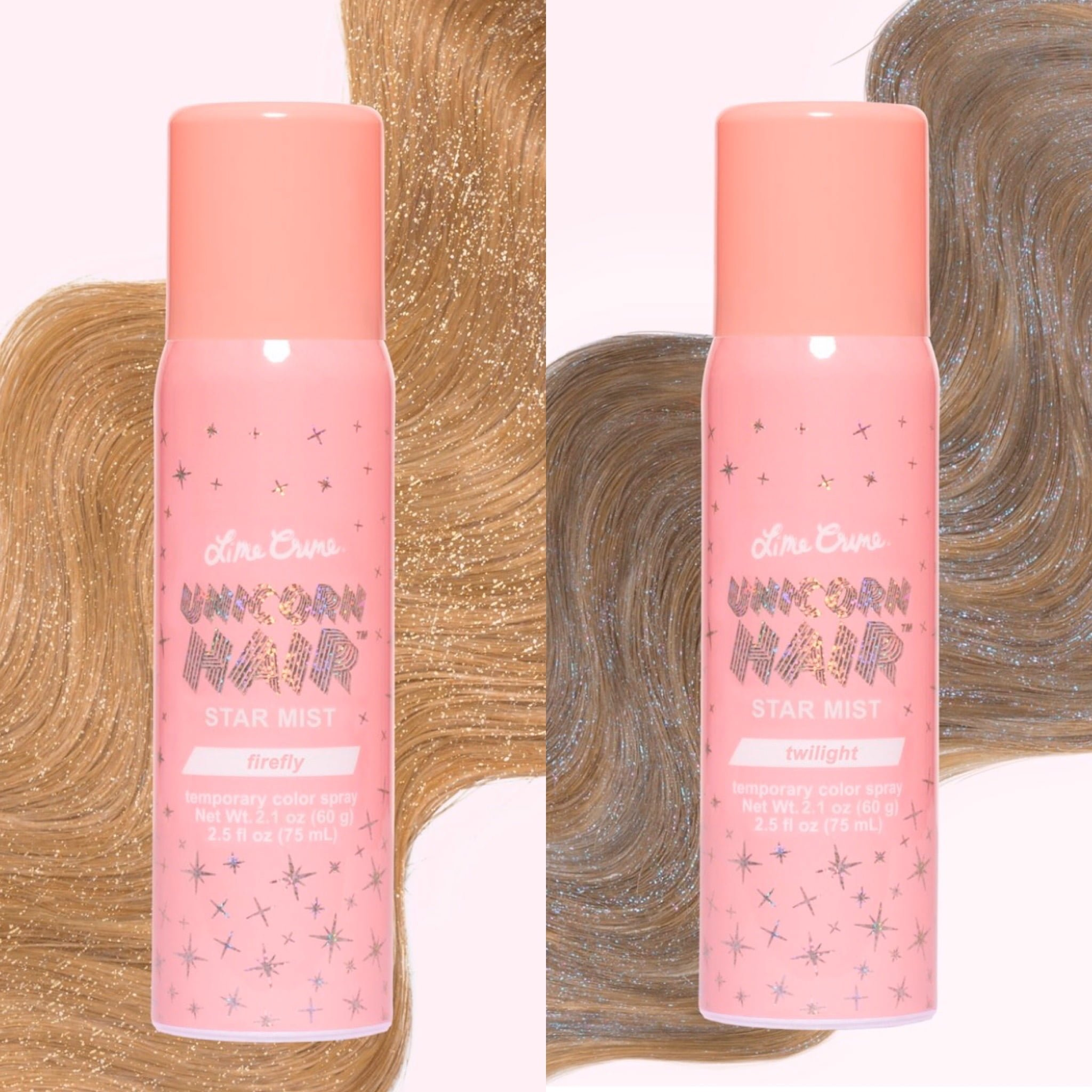 Lime Crime Unicorn Hair Star Mist | NEW Shades!
