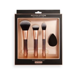 Makeup Revolution Conceal and Define Infinite Face Brush Set