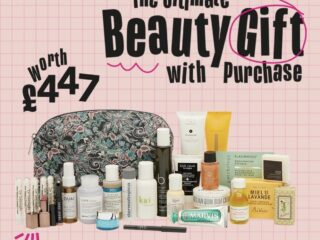 Liberty London The Ultimate Gift With Purchase April 2020