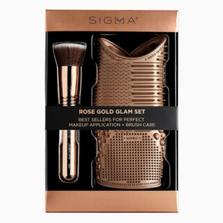 Sigma Rose Gold Glam Set