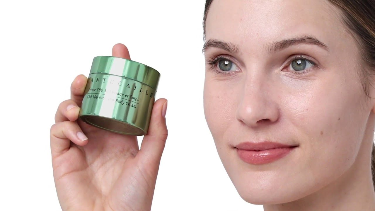 Chantecaille CBD 360 Face and Body Cream