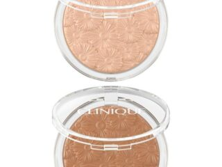 Clinique Powder Pop Flower Highlighter and Bronzer