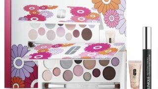 Clinique Light Up Your Eyes Eyeshadow Palette Set