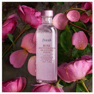 Fresh Rose Deep Hydration Oil Infused Serum