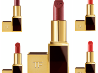 Tom Ford Mini Clutch Lip Color Lipstick Collection