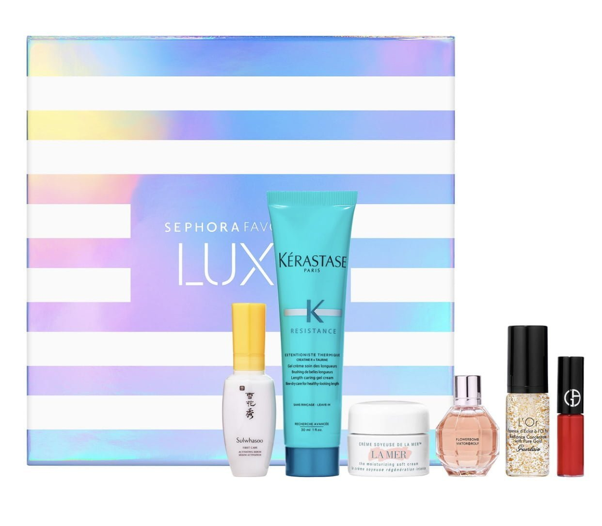 Sephora Favorites Luxe Shelf Love Collection