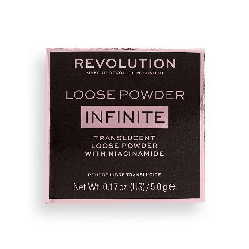 Revolution Conceal and Define Infinite Loose Setting Powder