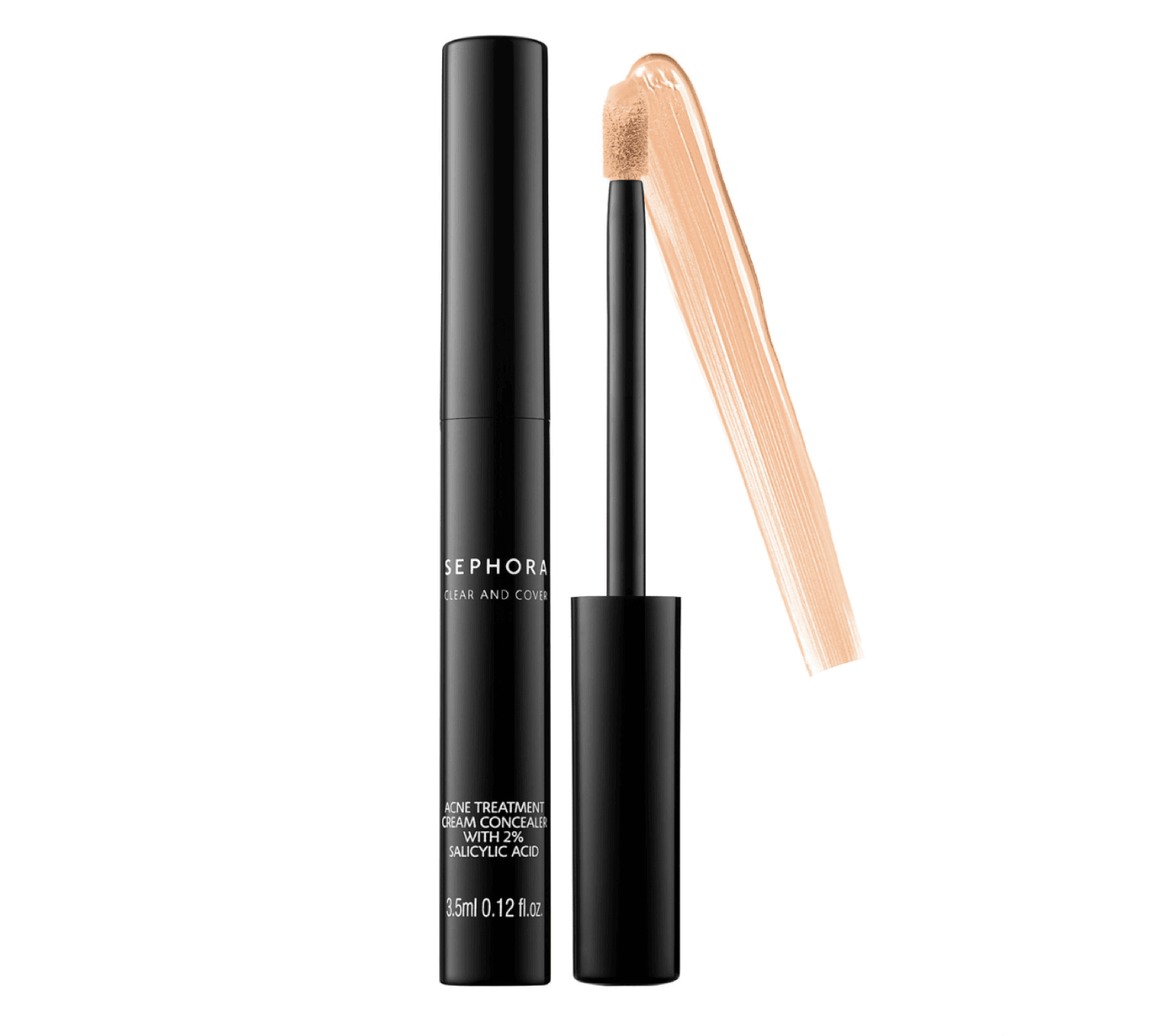 Sephora Collection Clear and Cover Acne Treatment Cream Concealer