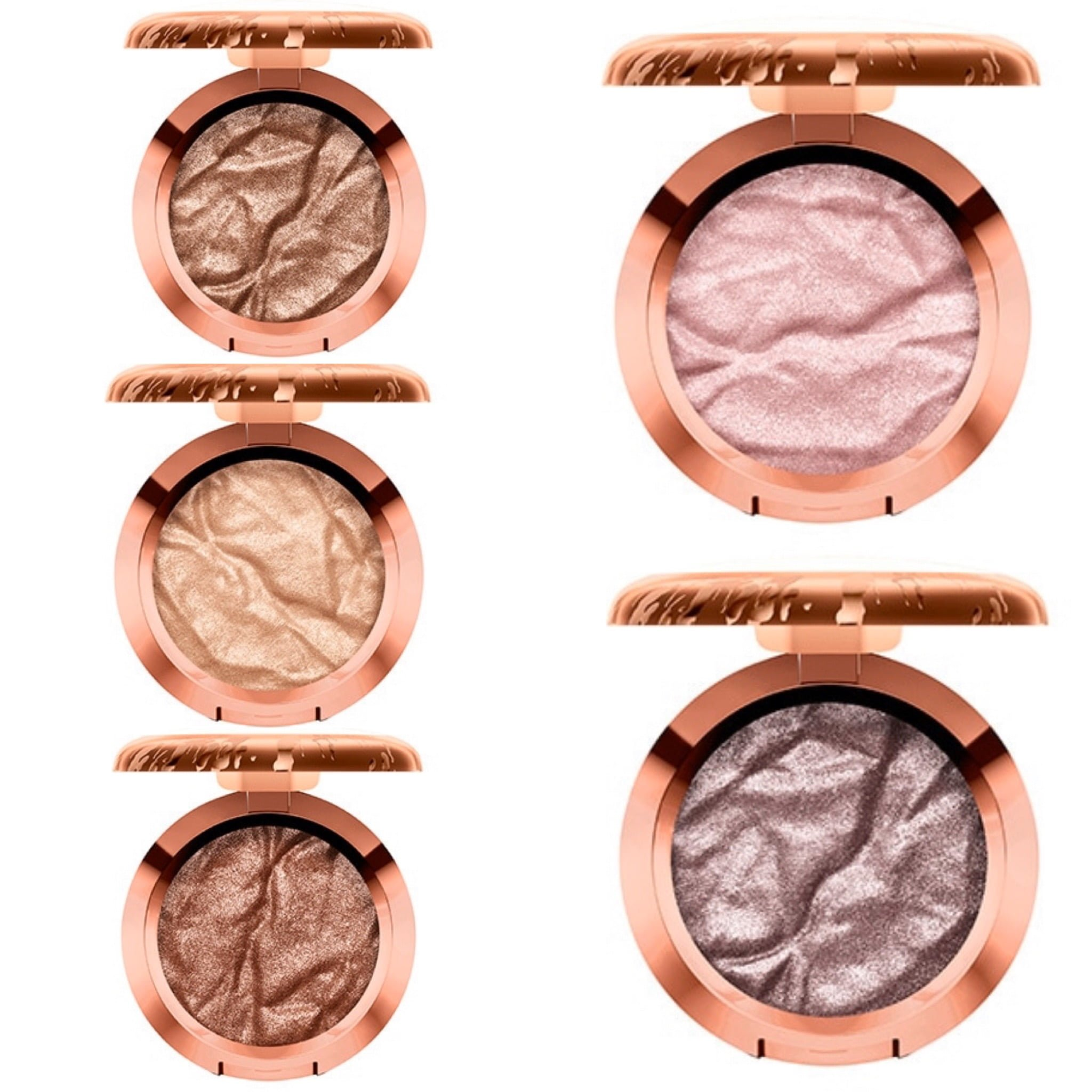 MAC Summer Bronzing Foiled Eyeshadow Collection