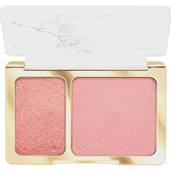 Catrice Glow In Bloom Monochromatic Blush and Glow