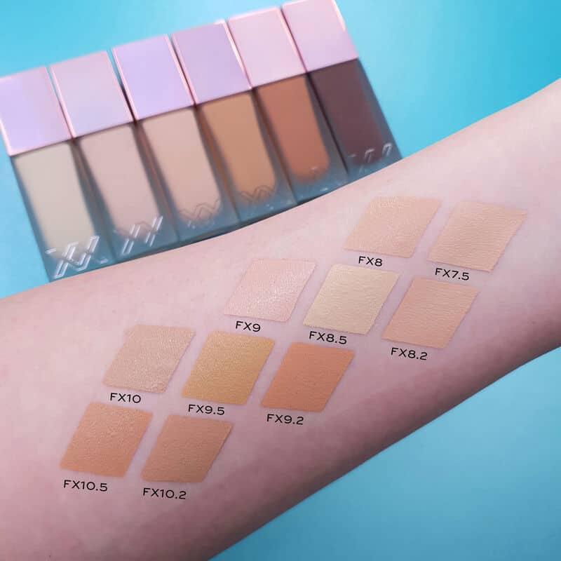 XX Revolution Glow Skin Fauxxdation