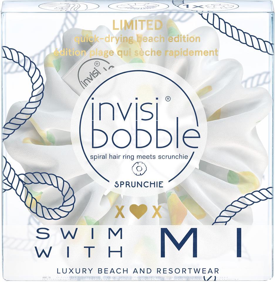 Invisibobble Swim With Mi Collaboration