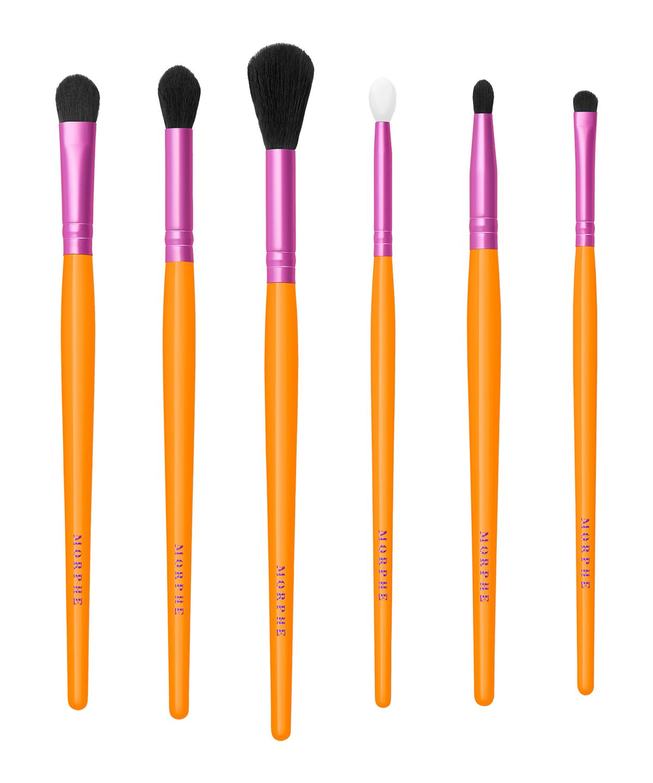 Morphe VIP Sweep By Saweetie 6 Piece Brush Set