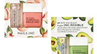 Nails Inc INC.redible Fruity Nail and Lip Duos