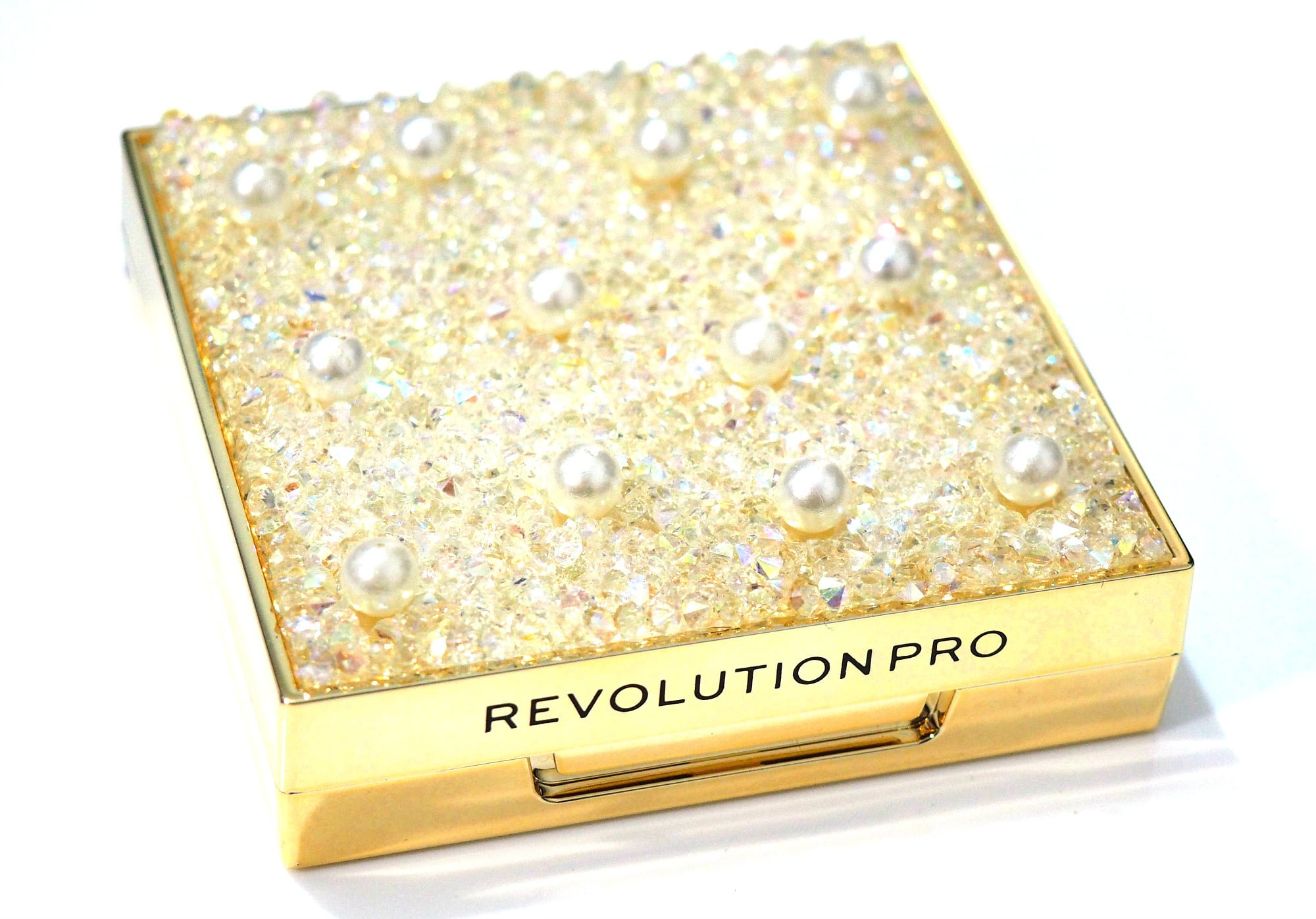 Revolution Pro Diamonds and Pearls Ultimate Eye Look Palette Review and Swatches