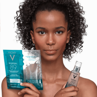 Vichy Mineral 89 Fortifying Recovery Mask