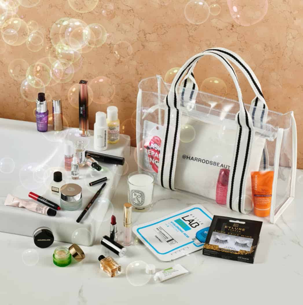 Harrods The Harrods Beauty Gift GWP 2020