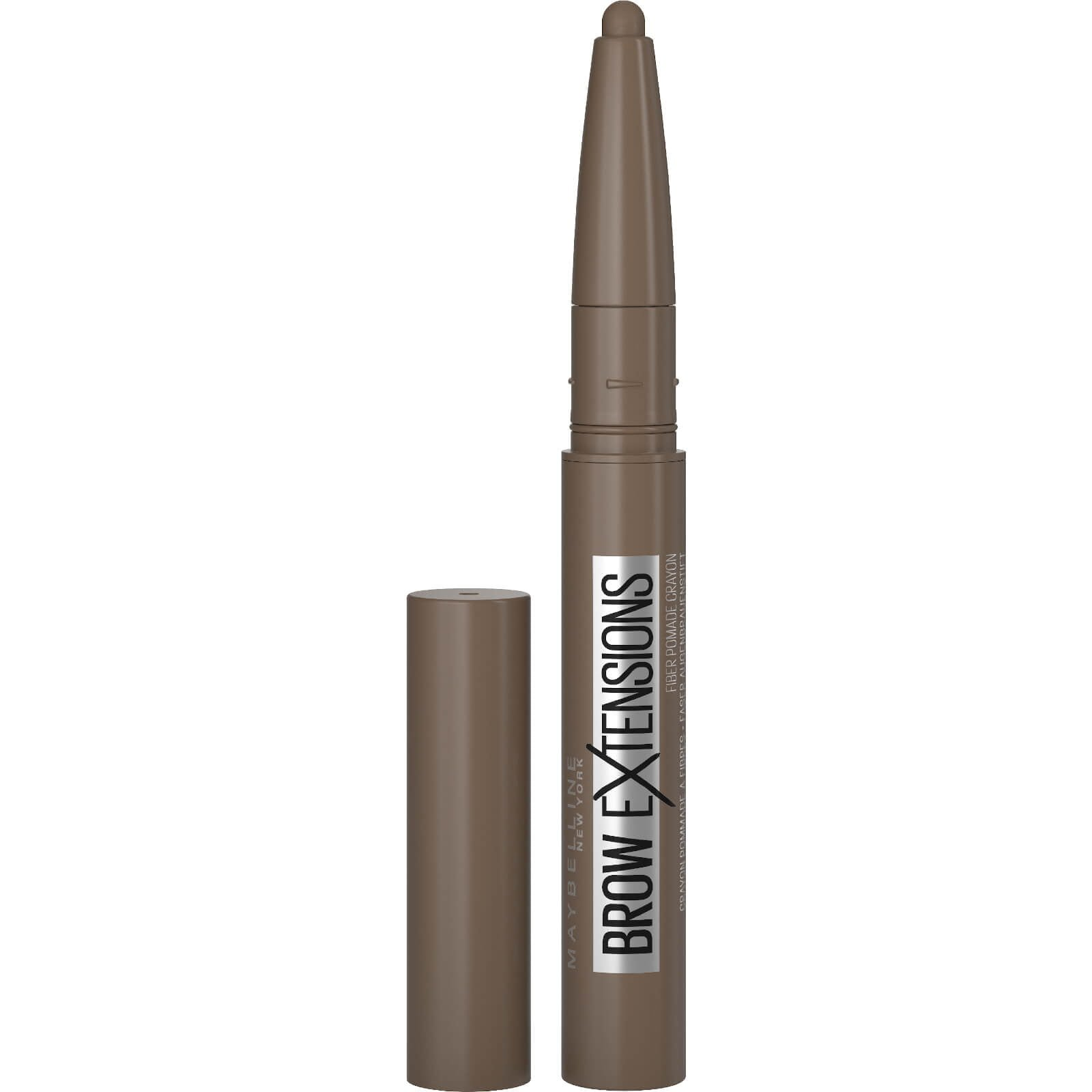 Maybelline Brow Extensions Fiber Pomade Crayon