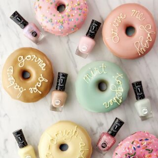 Sally Hansen Miracle Gel Donut Shoppe Collection