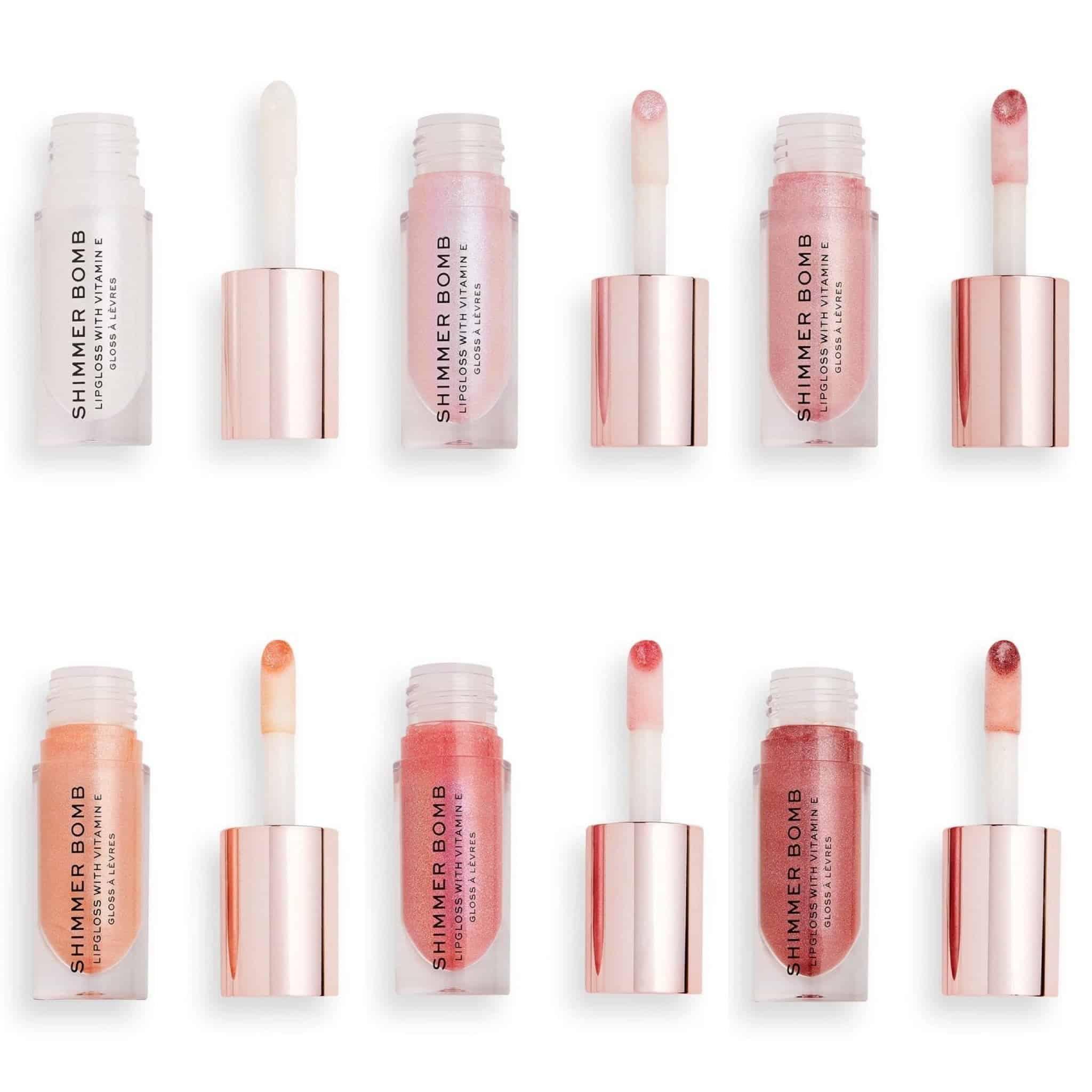 Revolution Shimmer Bomb Lip Gloss