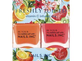 Nails Inc Freshly Juiced Vitamin C Infused Duo
