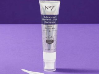Boots No7 Advanced Retinol 1.5% Complex Night Concentrate