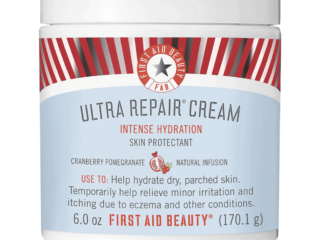 First Aid Beauty Ultra Repair Cream Cranberry Pomegranate
