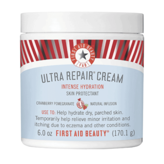 First Aid Beauty Ultra Repair Cream Cranberry Pomegranate
