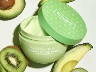 Briogeo Be Gentle Be Kind Avocado and Kiwi Superfood Mask