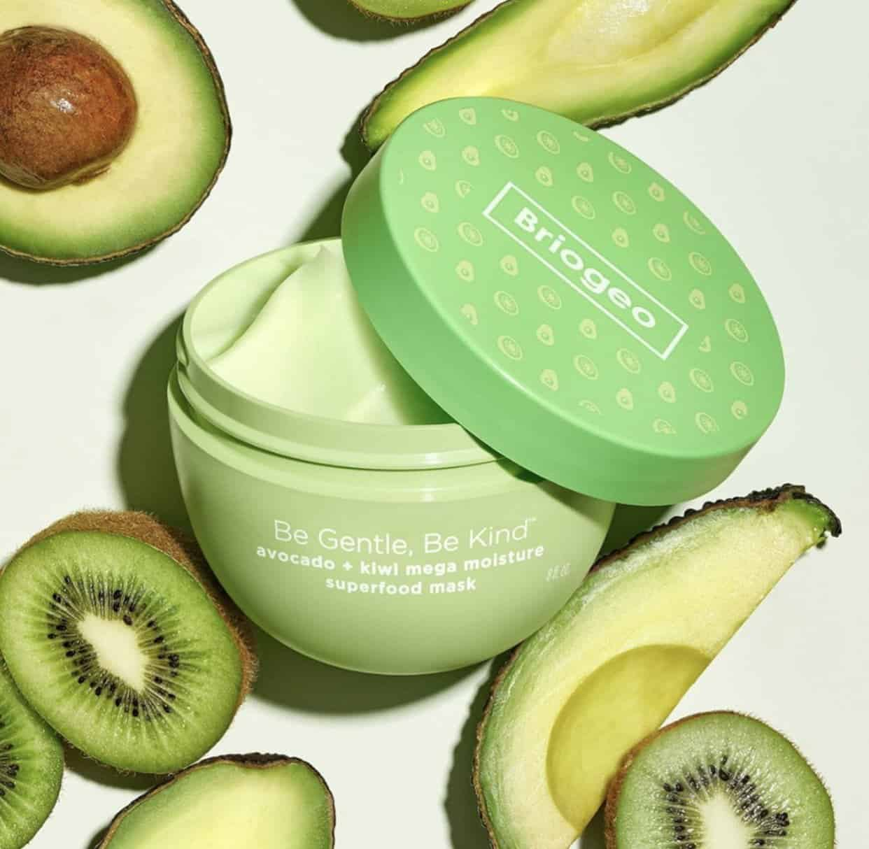 Briogeo Be Gentle Be Kind Avocado and Kiwi Superfood Mask