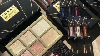 Lorac Cosmetics Lux Diamond Summer Collection