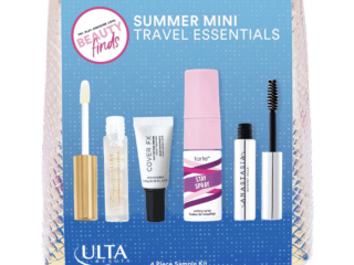 ULTA Summer Mini Travel Essentials Kit