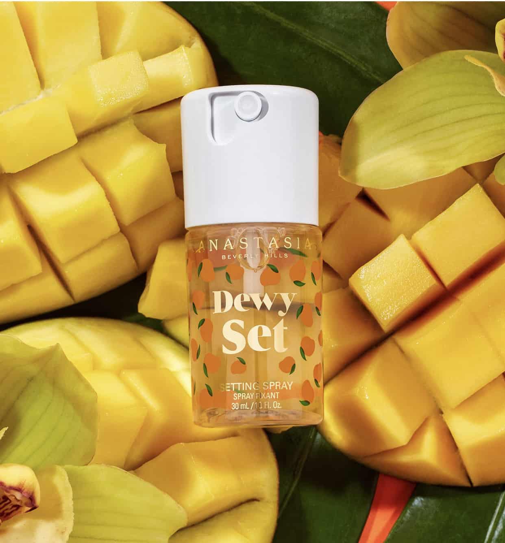 Anastasia Beverly Hills Pineapple & Mango Mini Dewy Set