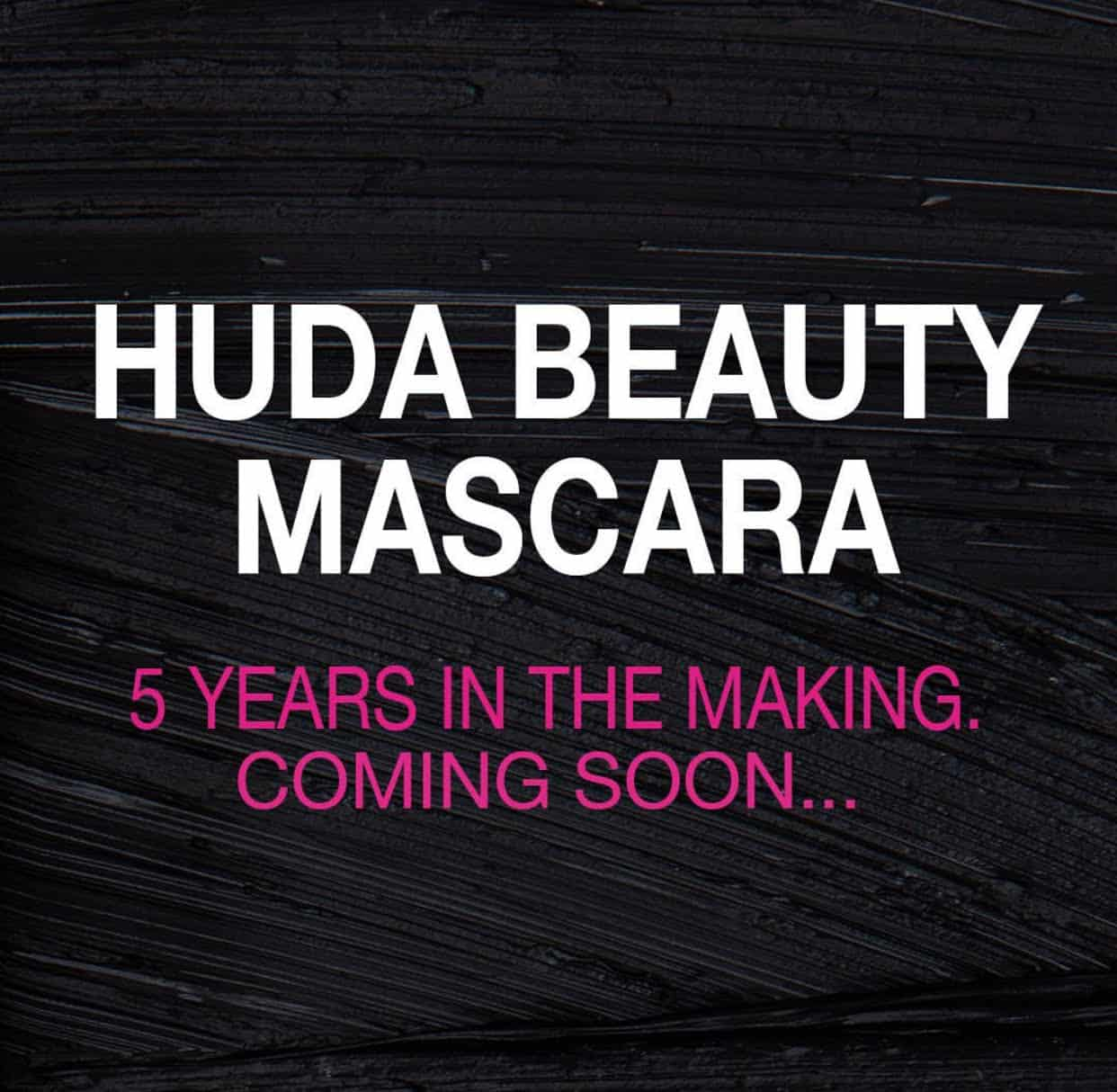 Huda Beauty Mascara