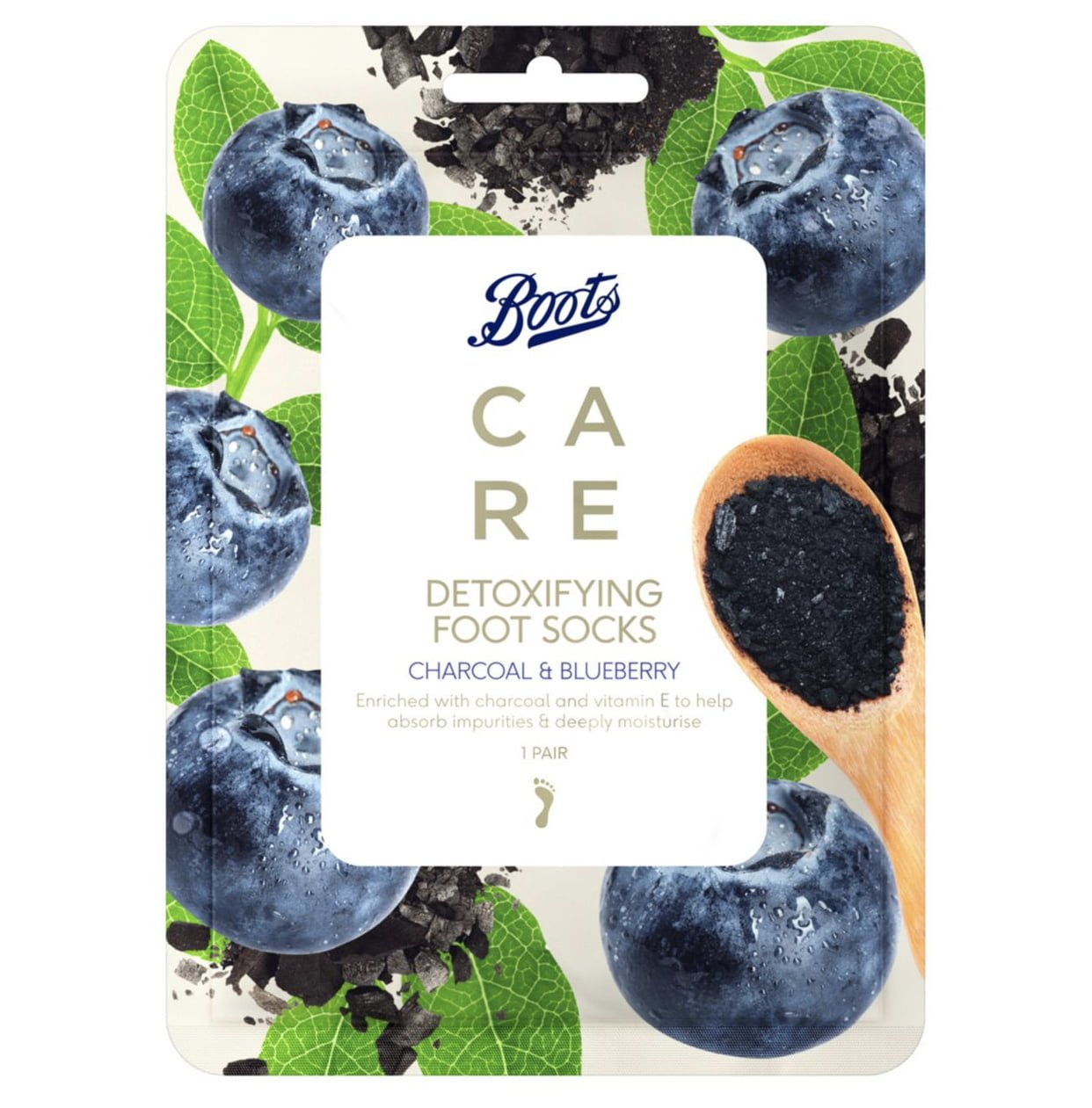 Boots Care Foot Socks Collection