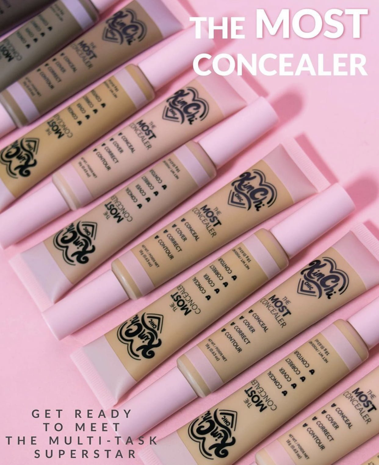 KimChi Chic Beauty The Most Concealer
