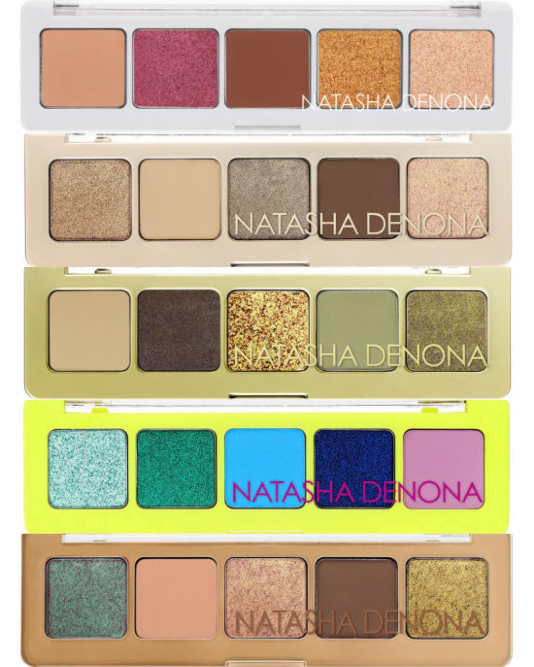 Natasha Denona Mini Palettes Collection