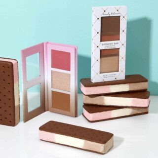 Beauty Bakerie Neapolitan and Brownie Bar Face Palettes