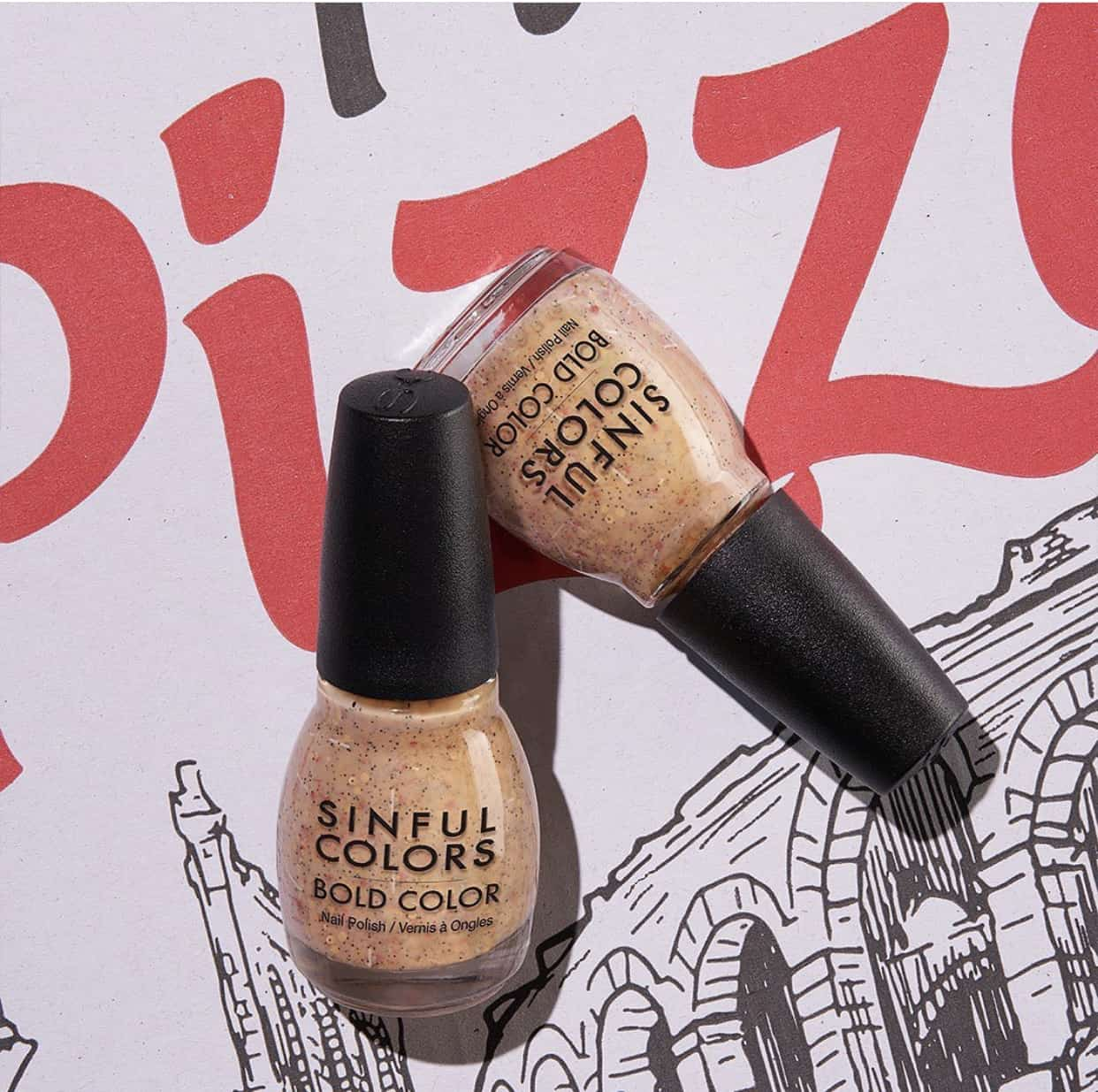 Sinful Colors Sweet and Salty Nail Polish Collection