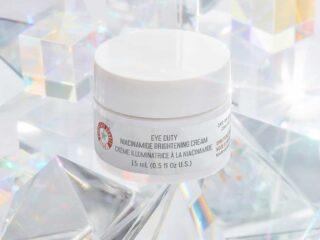 First Aid Beauty Eye Duty Niacinamide Brightening Cream