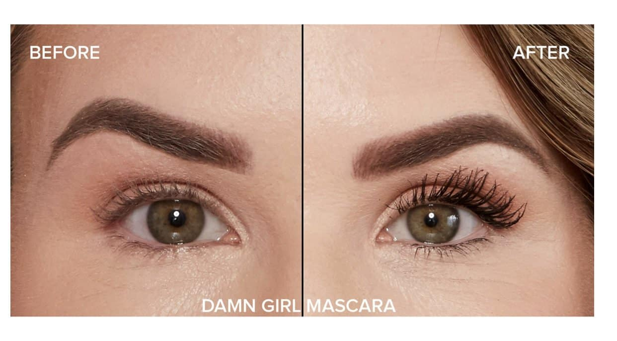 Too Faced Damn Girl Those Lashes and Lips Set