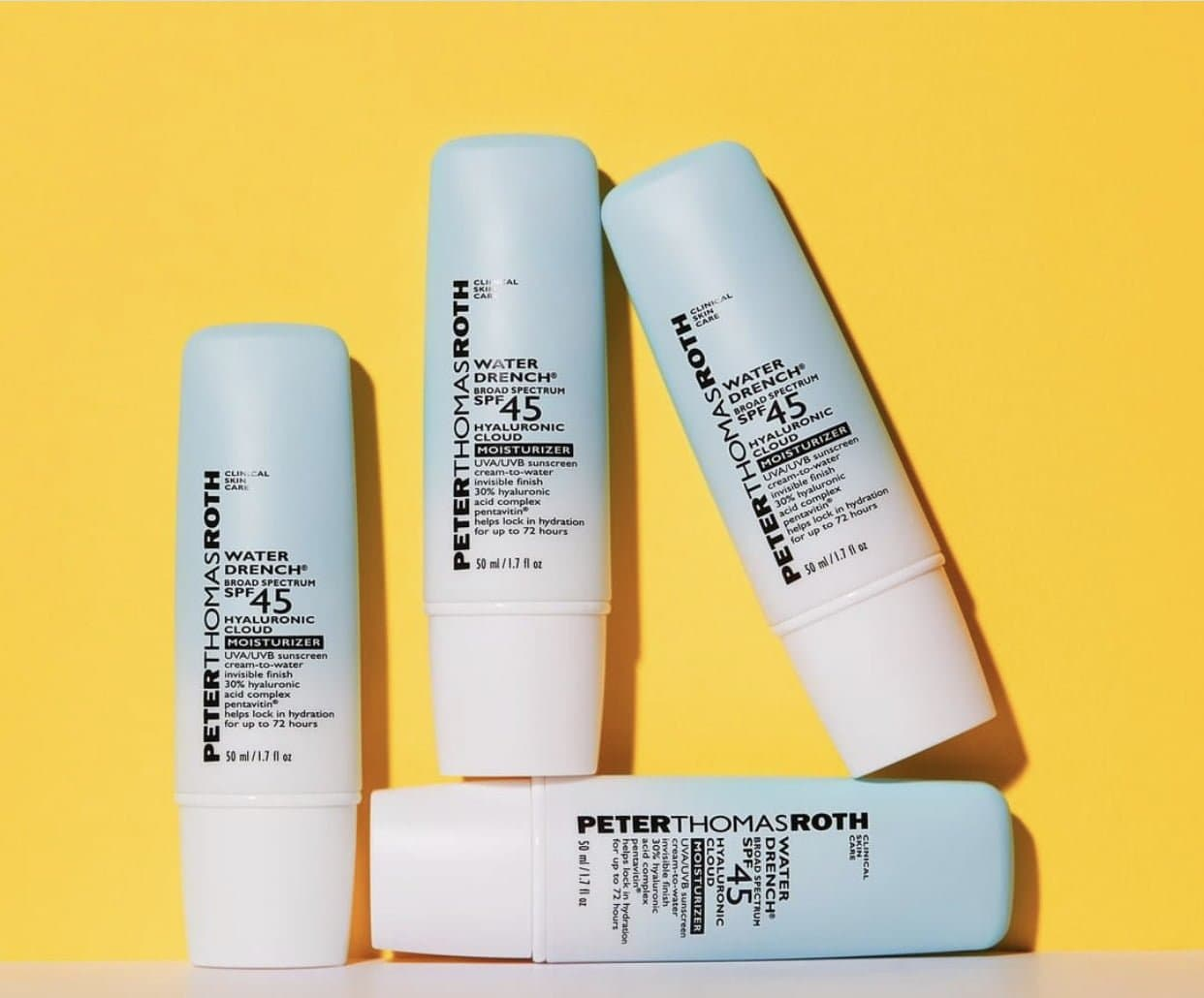Peter Thomas Roth Water Drench Hyaluronic Cloud Moisturizer