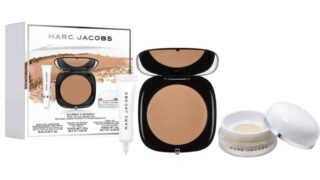 Marc Jacobs Blurred and Bronzed Set