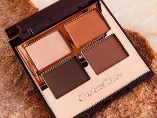 Charlotte Tilbury Desert Haze Luxury Palette of Mattes