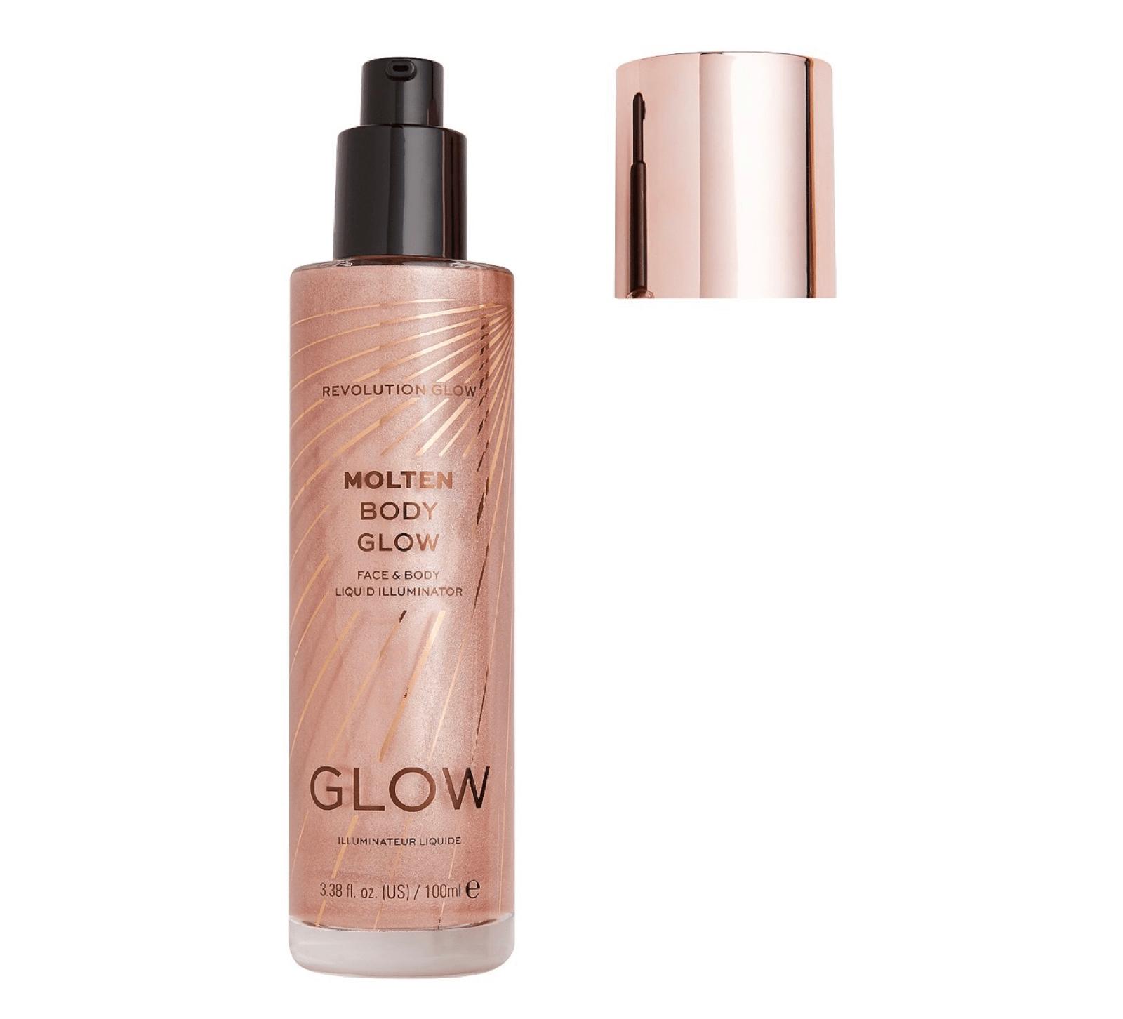 Revolution Molten Body Glow Face and Body Liquid Illuminator