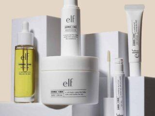 ELF CBD Skincare Collection