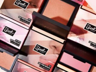 Sleek MakeUP Face Form Blush and Bronzer Collection