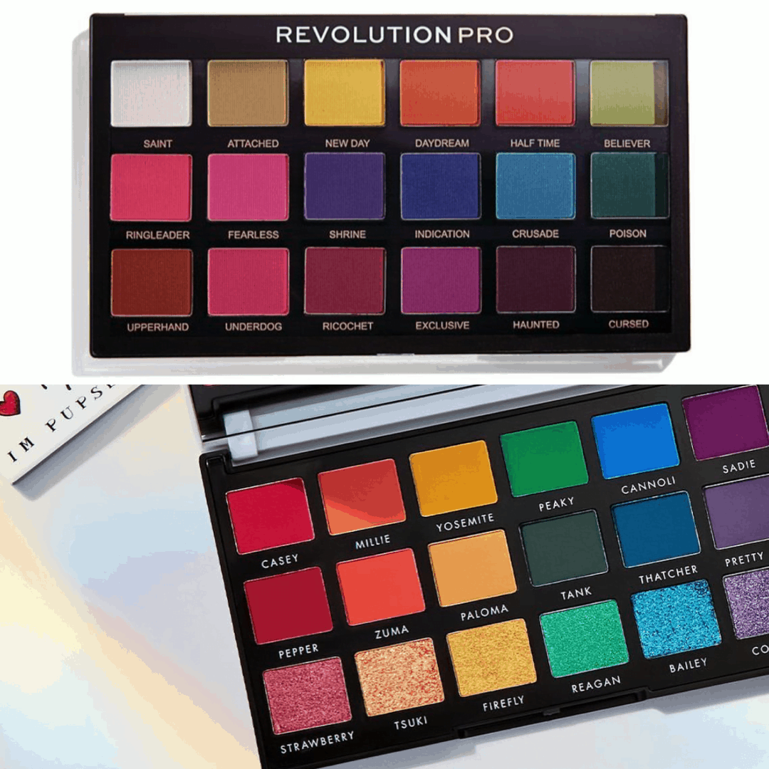 ELF JKissa To The Rescue Palette Dupe?