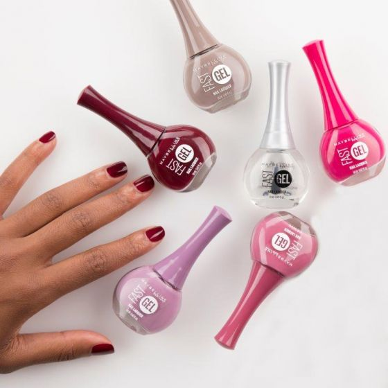 Maybelline Fast Gel Nail Lacquer
